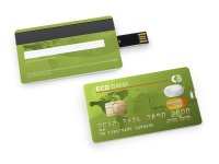 Flash Memorija Credit Card